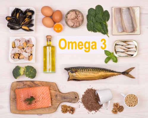 53950123 - food rich in omega 3 fatty acid